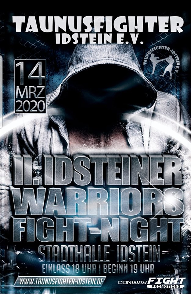 II. IDSTEINER WARRIOR FIGHT-NIGHT